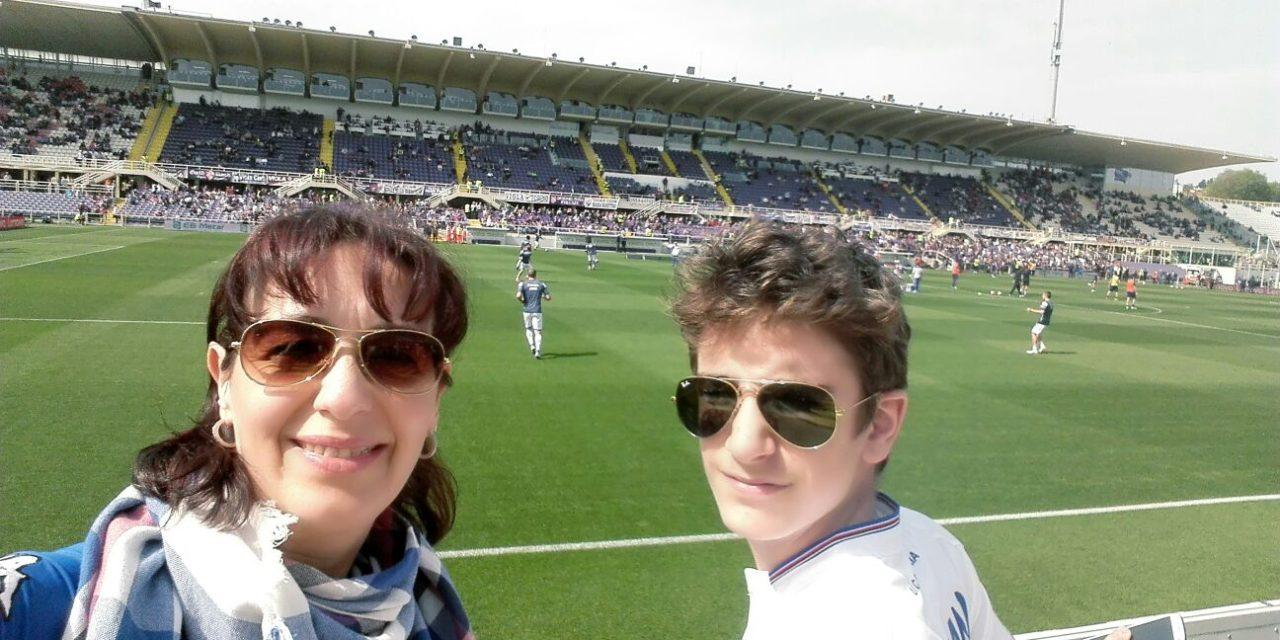 """Lettera di una Sampdoriana a Firenze: """"Cari fiorentini, vi ringrazio…"""""""