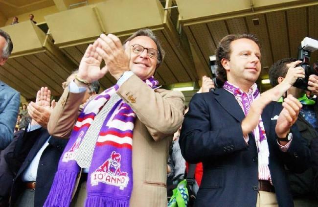 Per motivi di organizzazione spostato il CDA della Fiorentina da domani a sabato