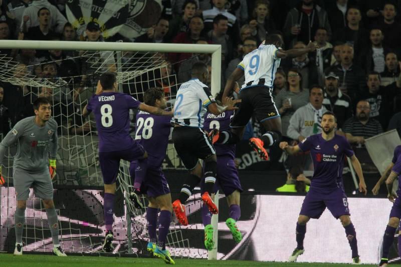 Tello sparisce dal campo, Kuba sbaglia l'insbagliabile e Berna continua a sistemarsi i capelli..Le considerazioni di Udinese-Fiorentina