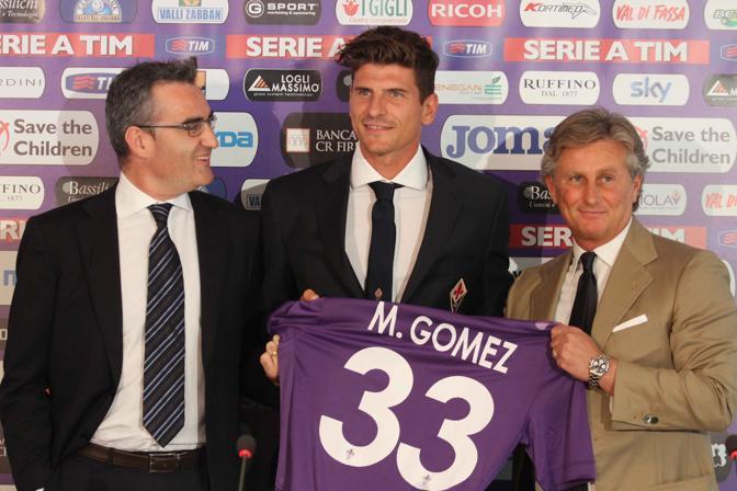 """Gomez: """"Sceglierei ancora Firenze. Non mi pento delle mie scelte anche se avrei potuto fare di meglio"""""""