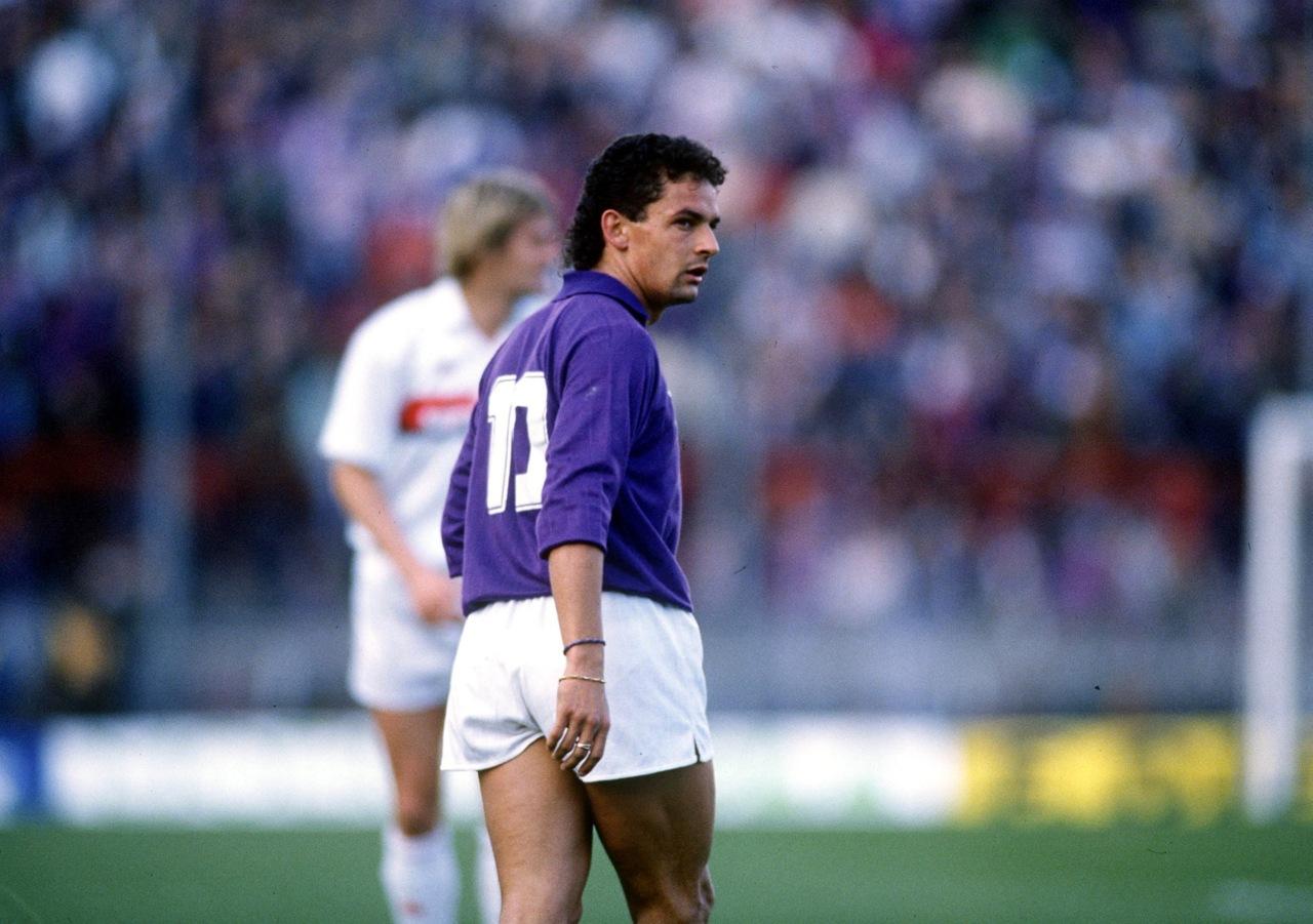 18 maggio 1990: quando Firenze si ribellò per Baggio alla Juve