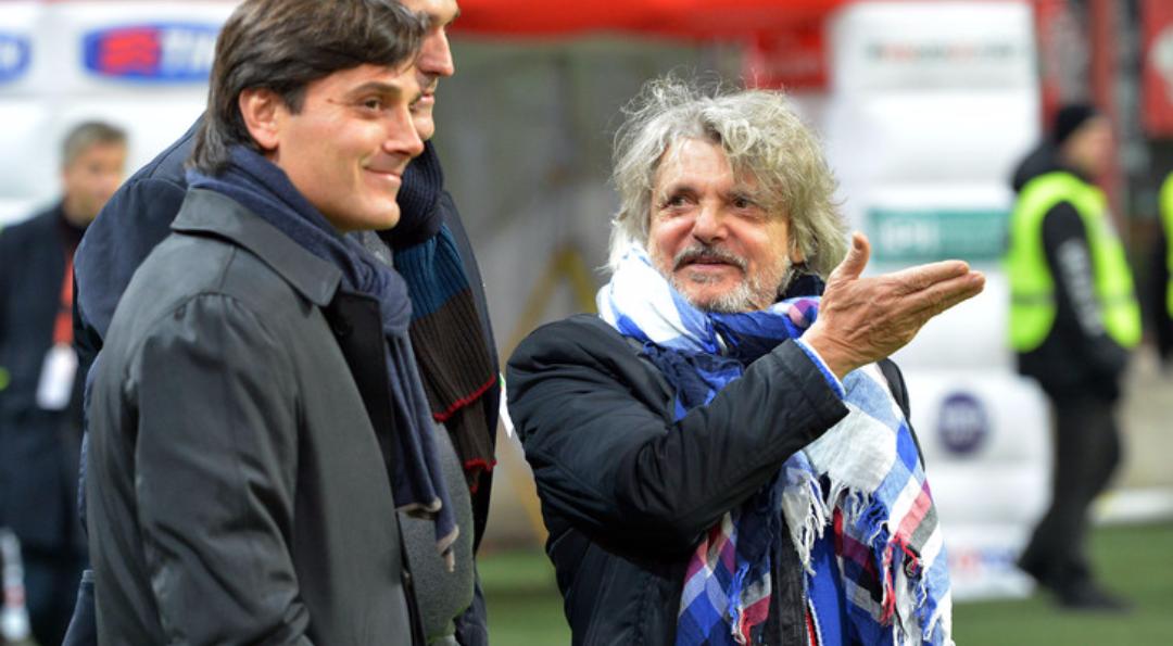 """Ferrero: """"Montella? Nazionale o Milan può andare dove vuole. Tanto ormai…"""""""
