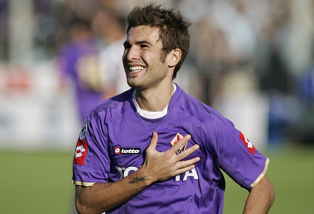 """Mutu e la lettera di addio al calcio: """"In paradiso grazie alla Fiorentina, a Firenze un principe"""""""