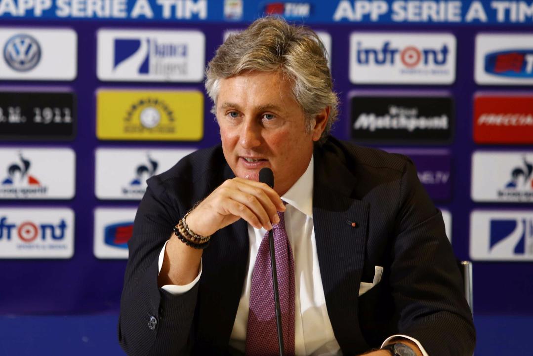 Pradè non fa piu parte della Fiorentina. La comunicazione è stata data da Mario Cognigni. Al suo posto…