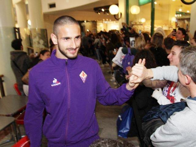 Presentazione maglie: 20/05 al Fiorentina Store Duomo con Borja e Lezze. L'orario…
