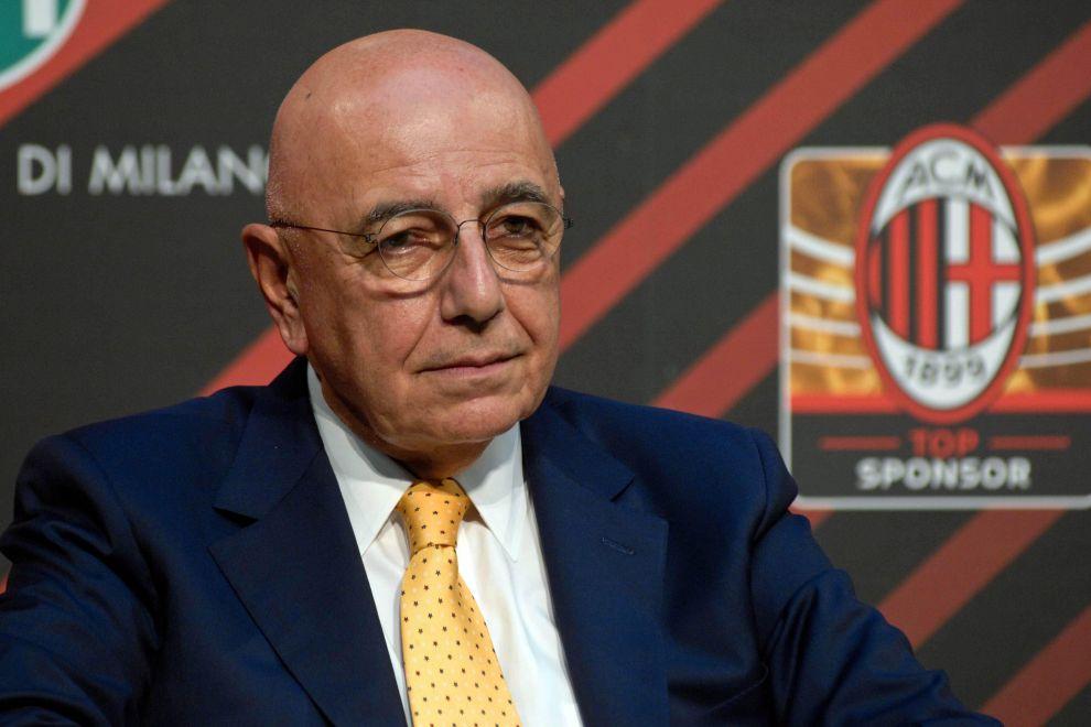 Galliani si candiderà al senato per Forza Italia, dopo il calcio segue Berlusconi anche in politica