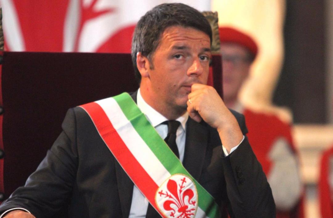 """Renzi: """"Apprezzo Ventura, ha allenato il Torino, gemellata della mia Fiorentina"""""""