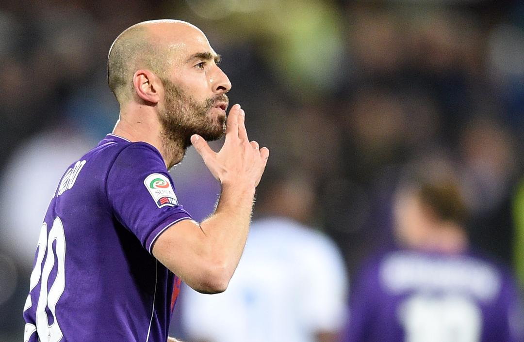 La Roma vuole Borja Valero. No del giocatore e richiesta alta della Fiorentina