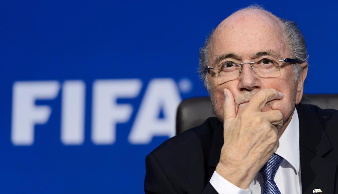 """Blatter: """"Sono stati truccati alcuni sorteggi, ecco il sistema per imbrogliare"""""""