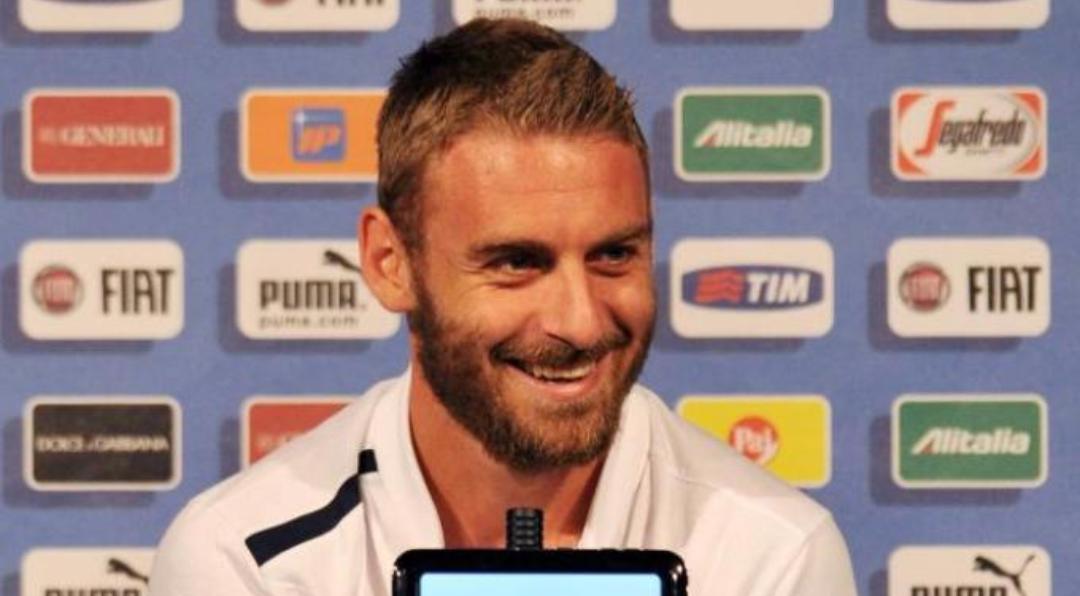 """De Rossi: """"Se Batistuta fosse stato la bandiera della Fiorentina non l'avrebbe lasciata"""""""