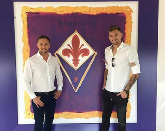 """Drogowski si presenta: """"Fiorentina club importante, a Firenze per fare bene. Tatarusanu.."""""""