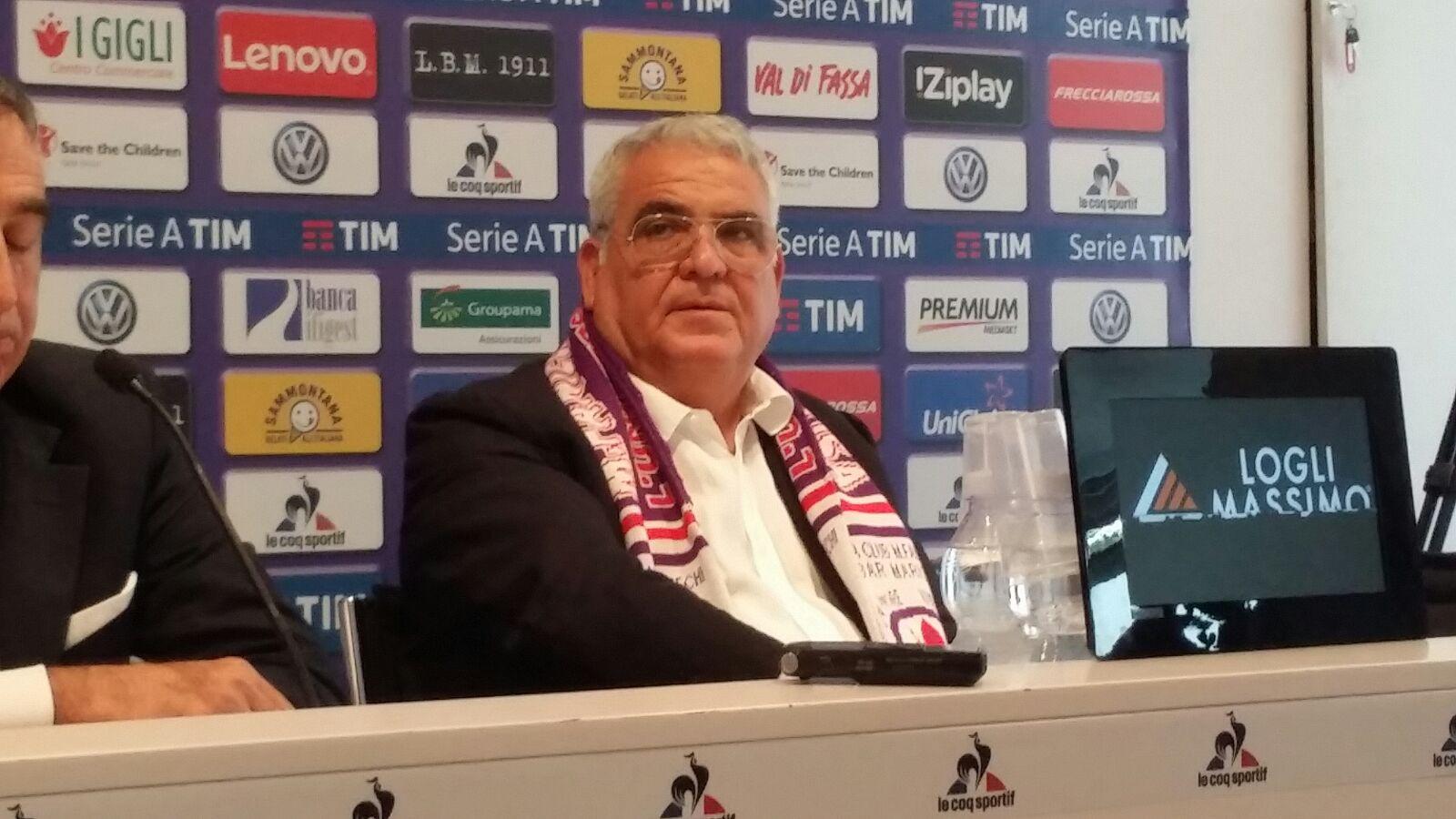 """""""Gomez grande attaccante, non è detto che parta, il prezzo lo facciamo noi. Rossi e Paulo Sousa…"""""""