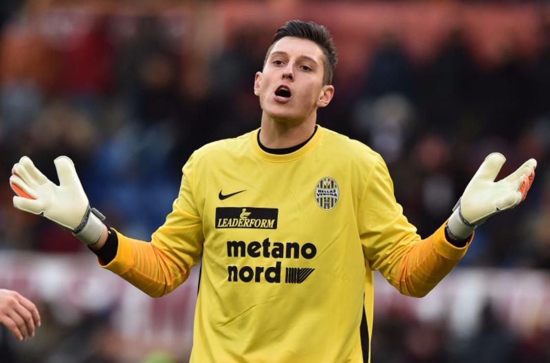 """""""Ho rifiutato la Juventus perché non voglio fare la riserva a Buffon per tre anni"""""""