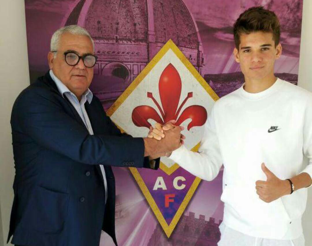 """""""Pronto per la prima squadra. Il motivo per cui ho scelto la Fiorentina…"""""""