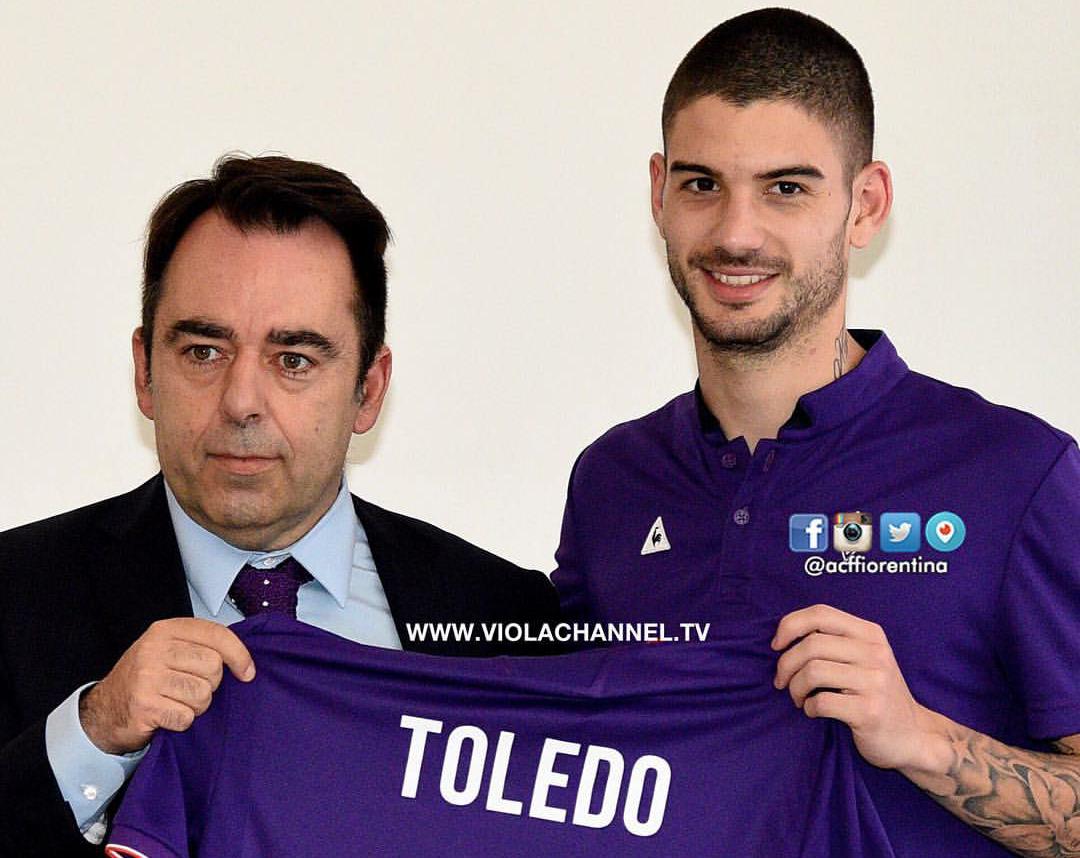 """""""Tello sarà della Fiorentina, su Toledo abbiamo il riscatto. Borja resta a Firenze"""""""