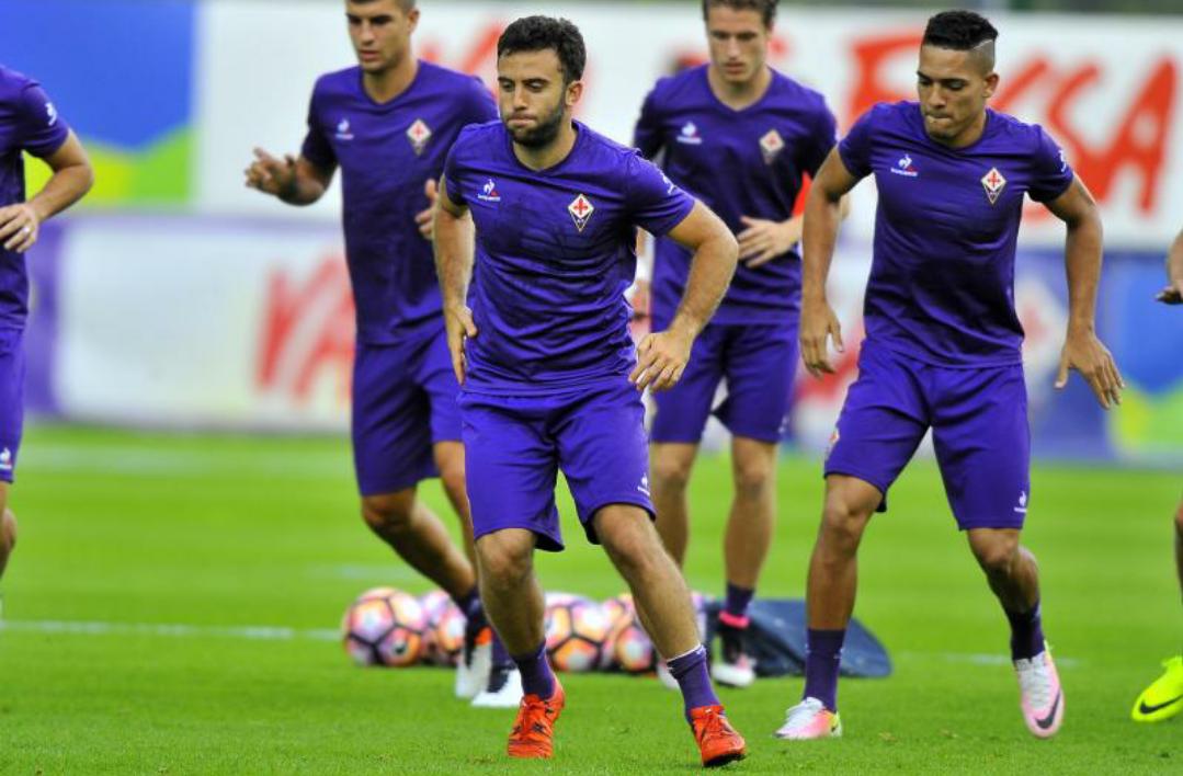 Oggi la Fiorentina inizia a fare sul serio. Stasera in campo la squadra titolare