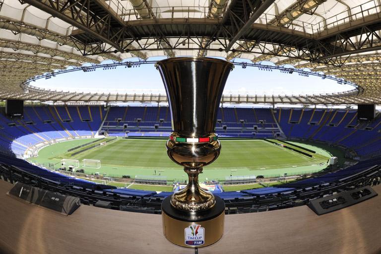 TIM CUP, il tabellone: possibile lo scontro contro il Napoli ai quarti di finale