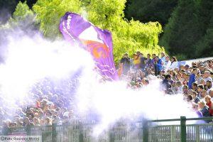 Fiorentina-Trapani 2-1. Zarate scatenato, Ilicic chirurgico. Rossi..