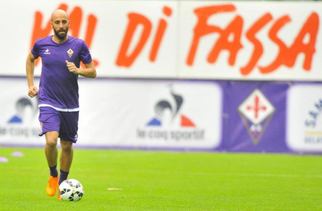 La Fiorentina con un comunicato spiega il motivo dell'assenza di Borja Valero