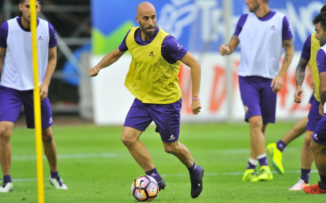 Borja recupera, contro la Juventus potrebbe esserci. Intanto la Fiorentina chiude la porta alla Roma