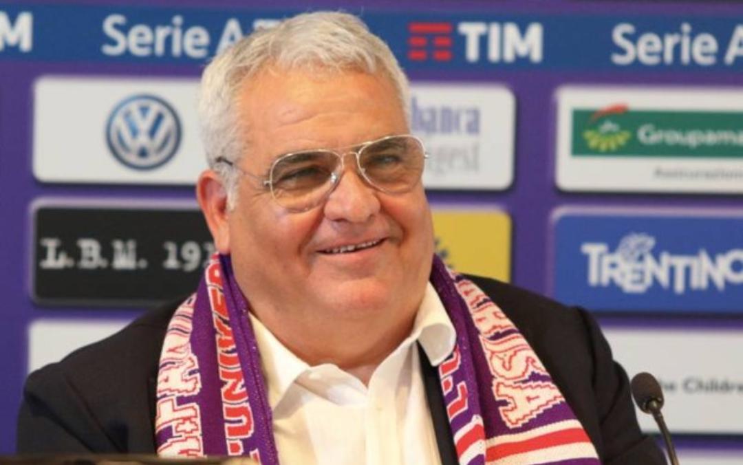 """Corvino: """"Il problema dell'anno scorso erano le riserve non all'altezza dei titolari. Borja resta alla Fiorentina"""""""
