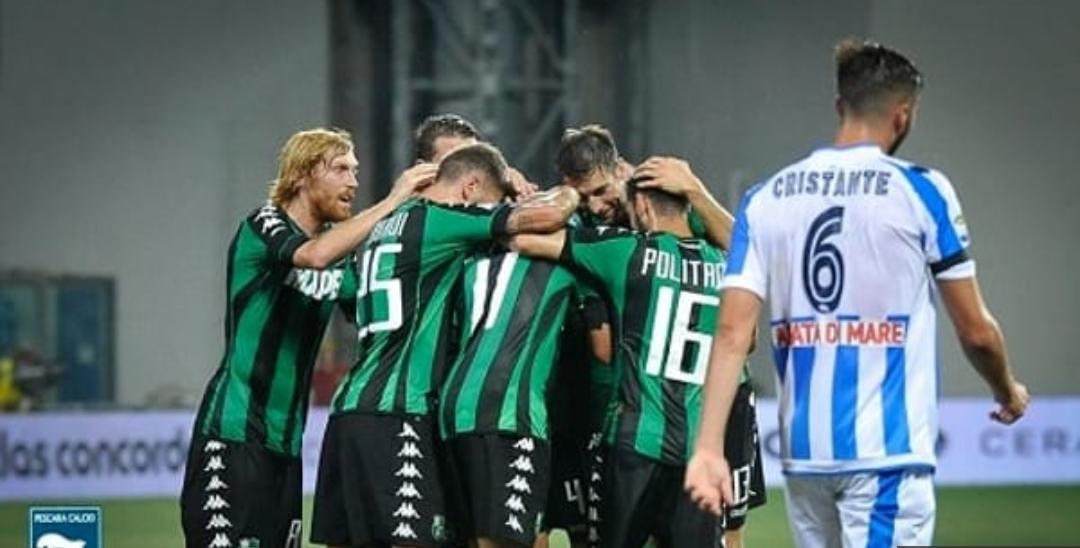 Incredibile Sassuolo, la Lega assegna la sconfitta a tavolino contro il Pescara