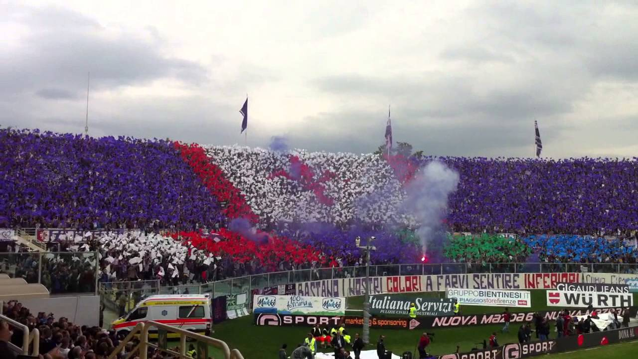 90 anni di Fiorentina: tutte le info. Curve tra 5 e 10 euro, ecco ...