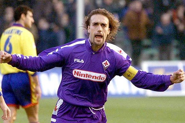 21 luglio 1991, l'Argentina di Batistuta vince la Copa America e la Fiorentina lo compra: inizia la leggenda
