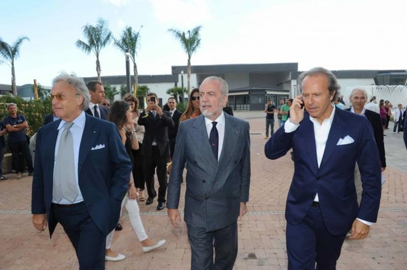 Ultim'ora: De Laurentiis telefona a Della Valle con una proposta per Kalinic…