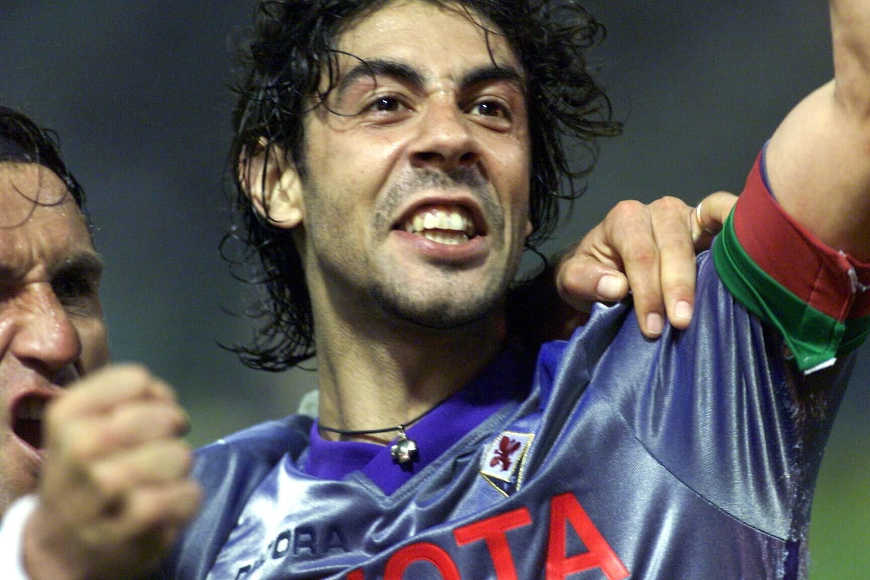 """Rui Costa: """"Pochi trofei a Firenze, ma conta l'affetto. Faccio una promessa"""""""