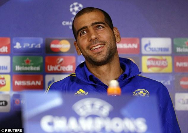 Una punta israeliana per la viola: ha appena segnato a Buffon…