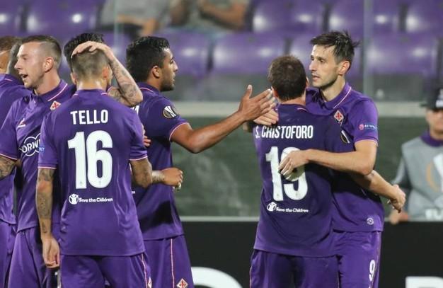"""Cristoforo: """"Vogliamo arrivare il più lontano possibile. C'erano tante offerte ma volevo solo la Fiorentina"""""""