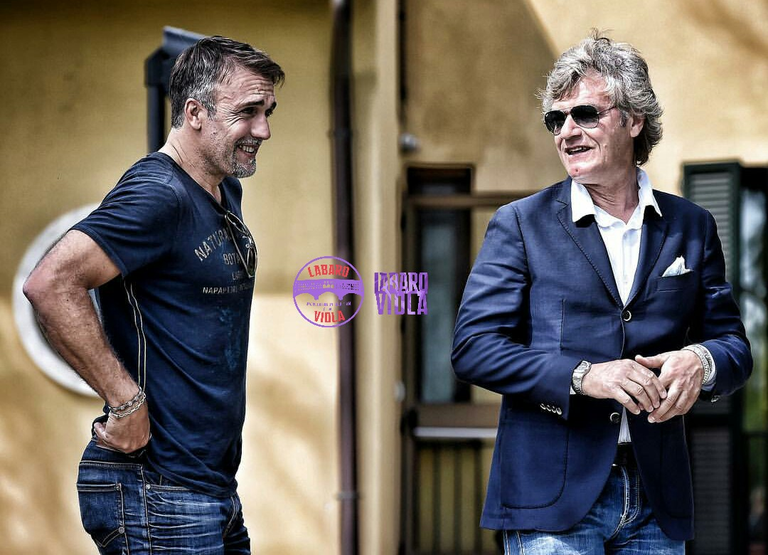A Firenze è in arrivo Batistuta, sarà contro Antognoni nella partita del Franchi. La storia viola in campo