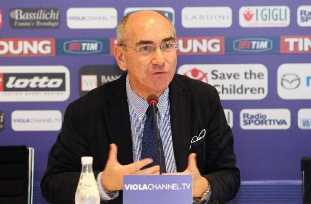 """Bucchioni: """"La Fiorentina non è in vendita, lo dice una mail. Borja? Sto con la società. Cavalli stia zitto…"""""""