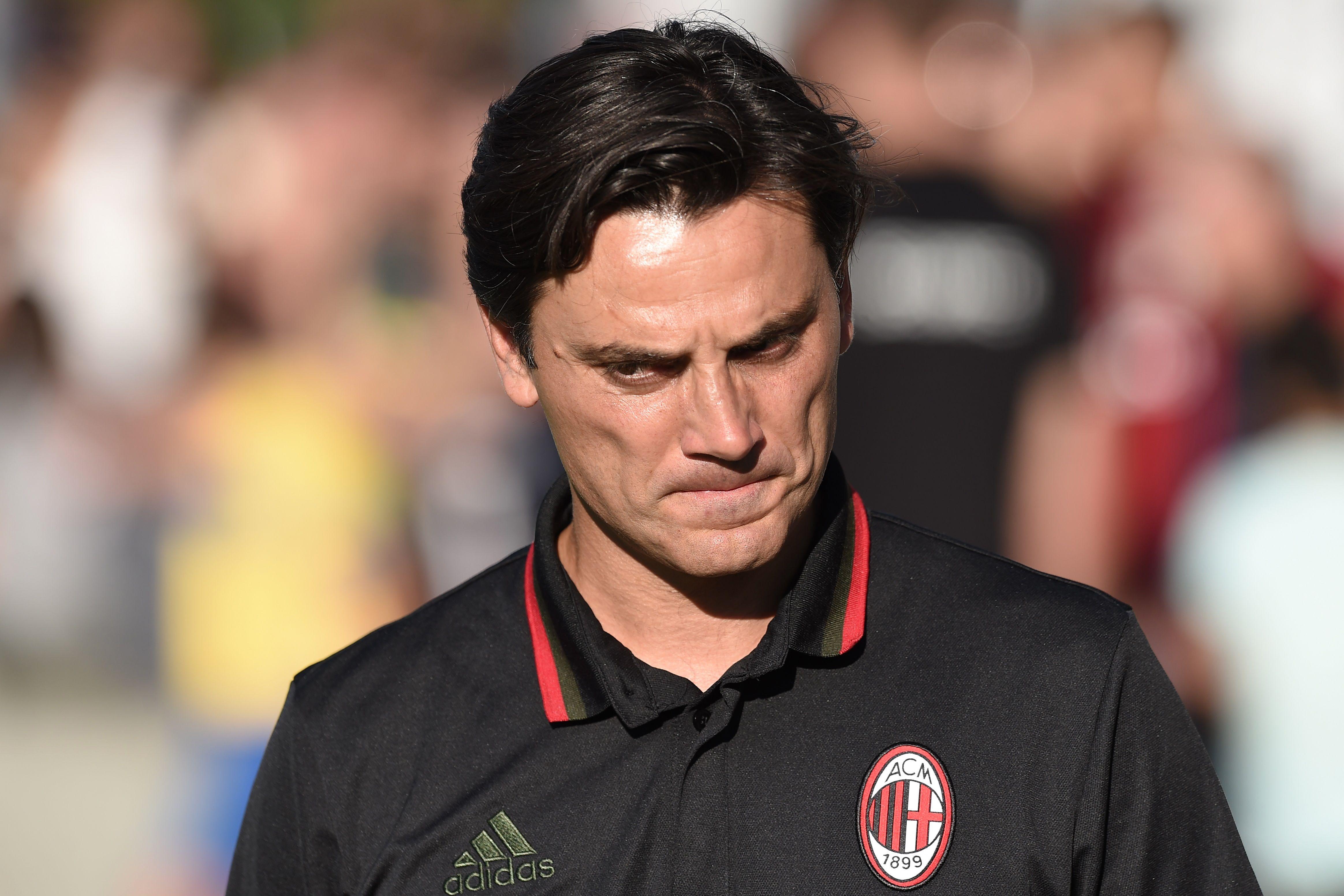Flop Milan, tra i 6 giocatori che hanno tradito Montella c'è anche l'ex Fiorentina Nikola Kalinic