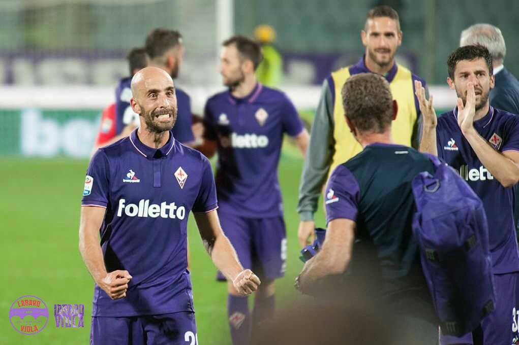 """Borja: """"In estate ho detto al mio procuratore di restare alla Fiorentina. Vogliamo vincere una coppa. Kalinic mostruoso"""""""