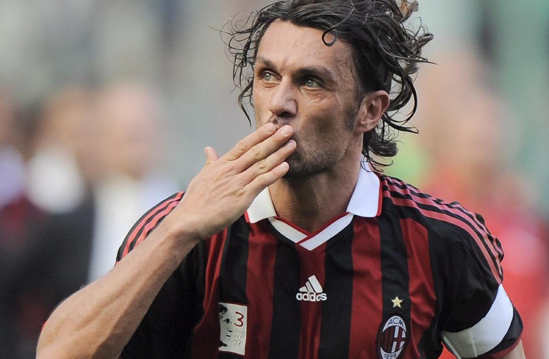 """Maldini: """"Meno male che ci sono stati i tifosi viola per la festa d'addio. Grazie Firenze"""""""
