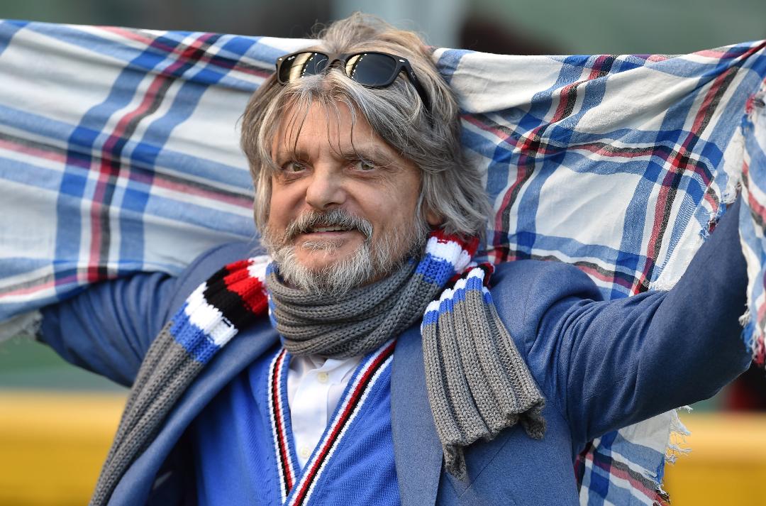 """Ferrero: """"Dzeko lo porto a fare l'attore, rigore assegnato è scandaloso"""""""