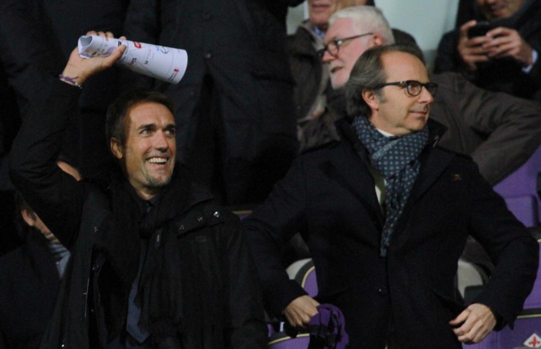 Gabriel Batistuta cittadino onorario di Firenze. La bandiera della Fiorentina è ufficialmente storia