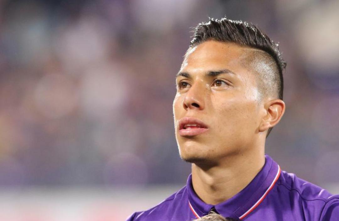 Salcedo convince la Fiorentina e il suo Messico