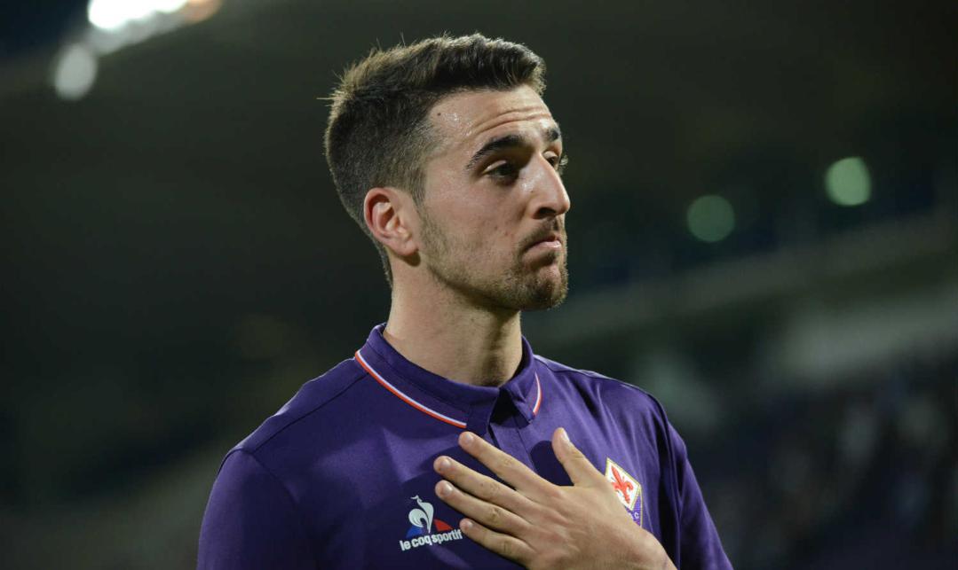 """Vecino: """"Basta errori in Europa League. Sono rimasto a Firenze perché devo fare ancora molto con la maglia viola"""""""