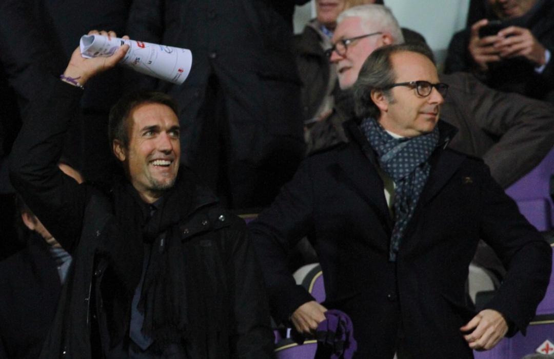 """Ancora Batistuta: """"Non mi paragonate ad Higuain. Aspettate a giudicare la Fiorentina di oggi. Totti.."""""""