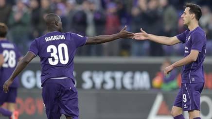 Repubblica, Sousa scopre le due punte e la Fiorentina ne fa 5