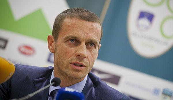 """UEFA, Ceferin: """"Fiducioso sul fatto che la Serie A possa finire. Se non si gioca lo scudetto va assegnato"""""""