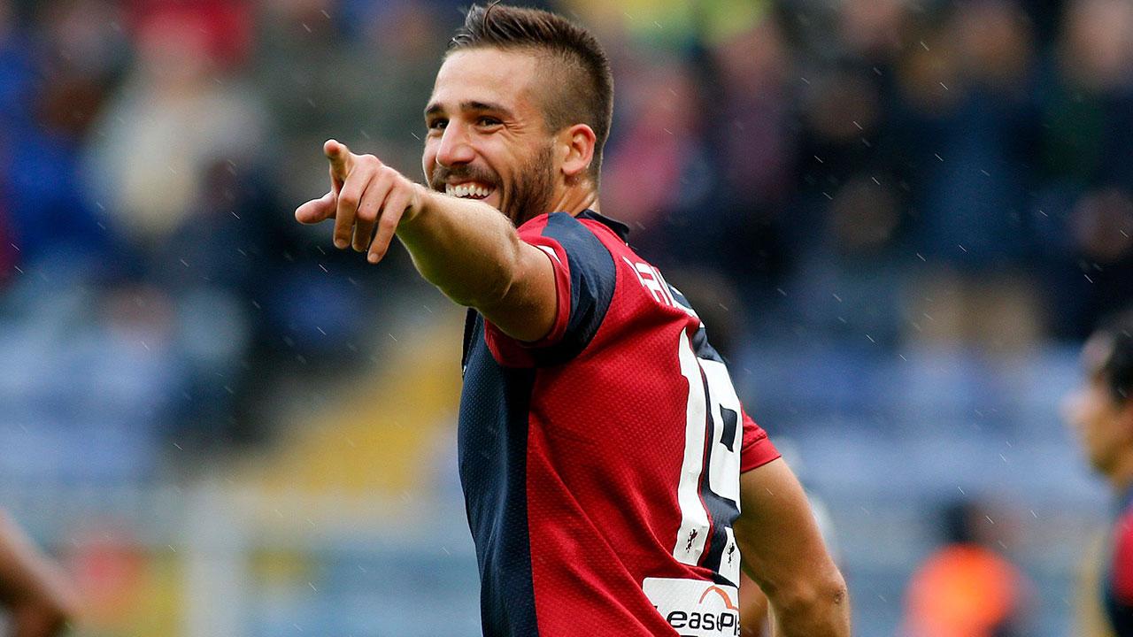 Pavoletti smentisce le indiscrezioni su un suo possibile passaggio alla Fiorentina