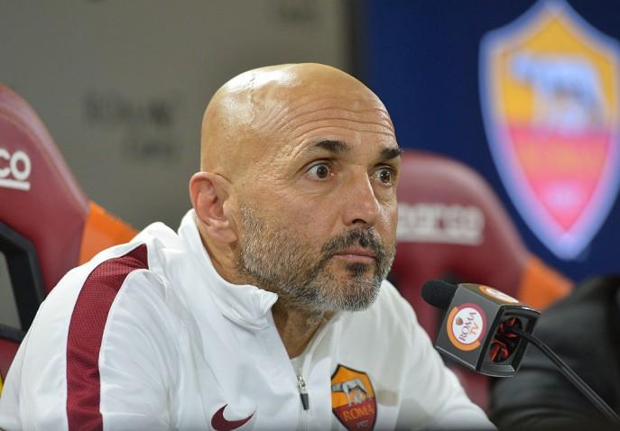 """Spalletti: """"Se non vinco nulla vado via. Di Francesco si è gia offerto alla Roma come prossimo allenatore"""""""