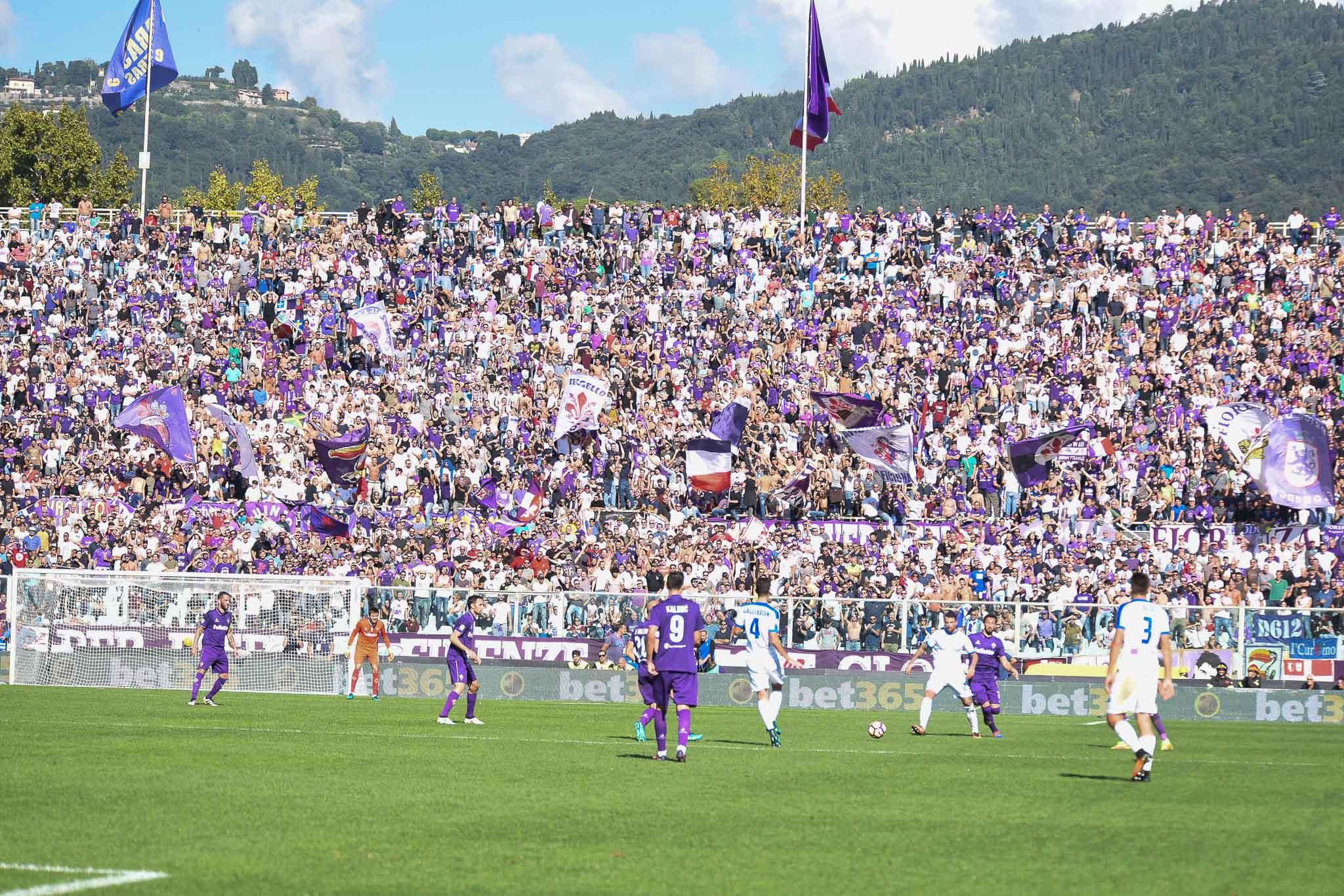 Fiorentina-Atalanta, gli ultimi 10 precedenti in serie A tra i due club. Nessuna vittoria dei nerazzurri