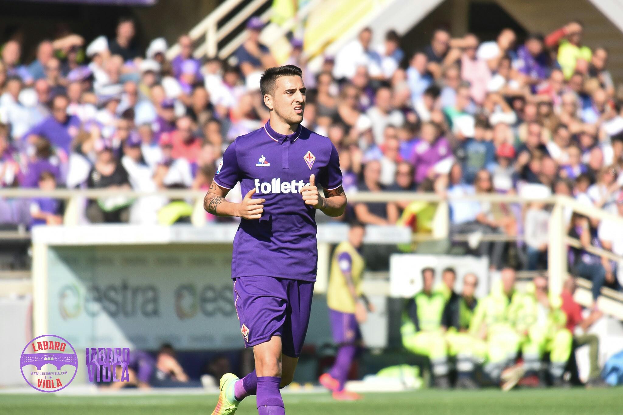"""Vecino: """"Sogno di arrivare quest'anno in finale di Europa League. Borja Valero è fortissimo, punto di riferimento"""""""