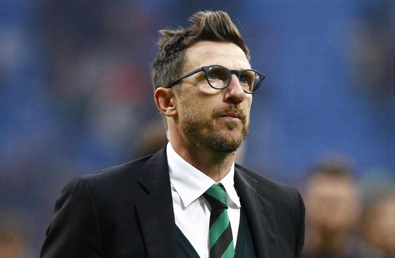 """Sassuolo derubato a Milano, Di Francesco: """"Il Milan doveva vincere e ha vinto"""""""