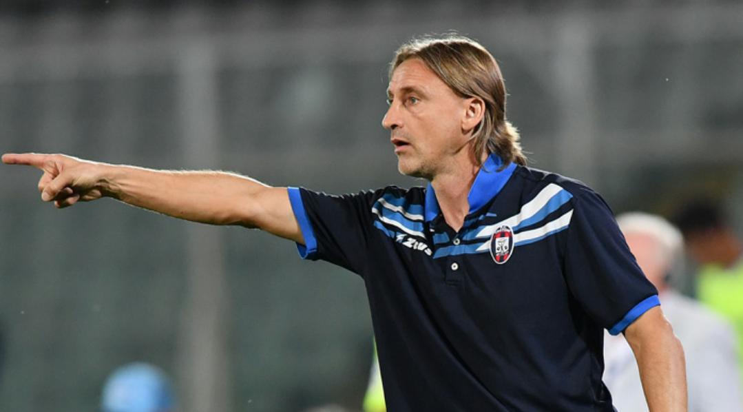 """Qui Crotone, Nicola: """"Andiamo a Firenze per vincere, la squadra è serena"""""""